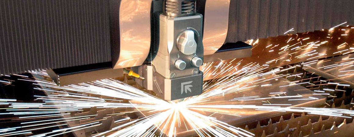 laser sparks